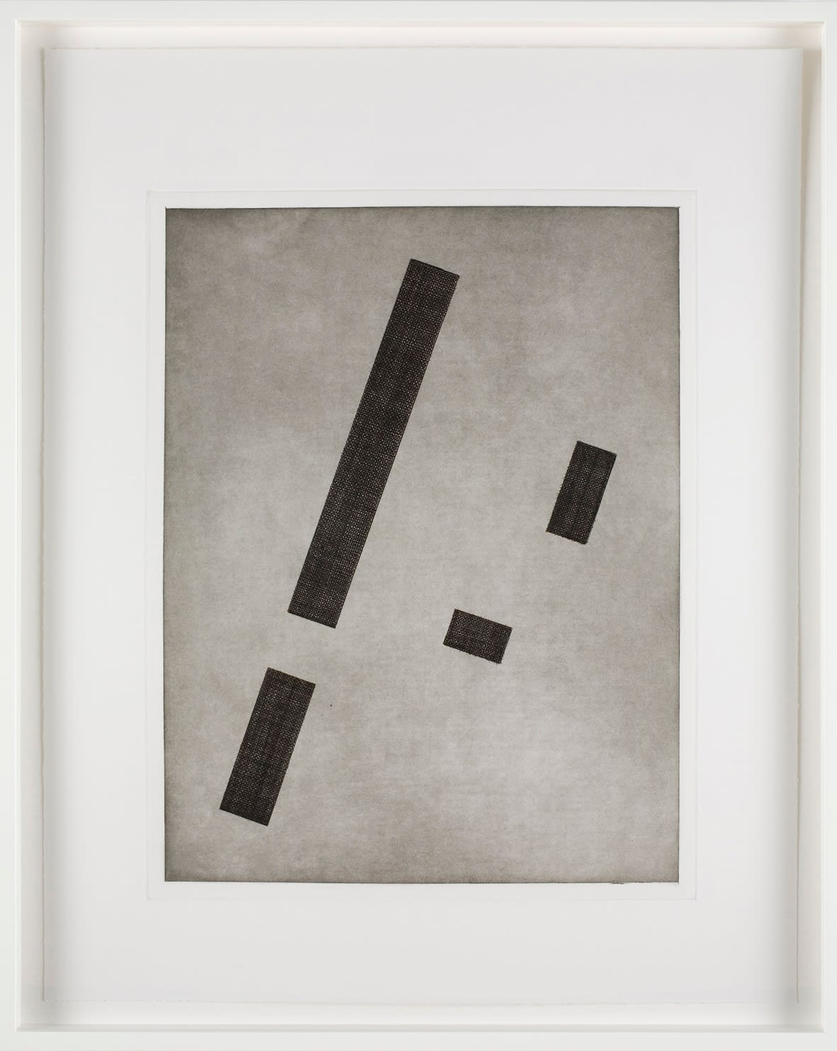 Keith Coventry Simmons Estate, 2008 Etching on Somerset 300gsm Signed, Titled and Numbered 61 x 48.5 cm Edition of 50