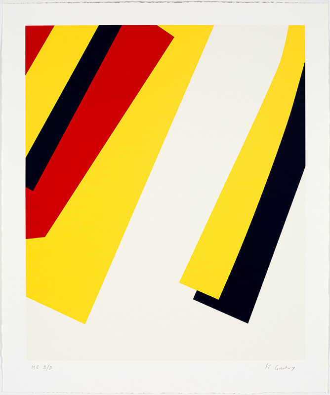 Keith Coventry Junk III, 2008 Silkscreen on Arches Signed and numbered. 70.8 x 59 cm Edition of 50