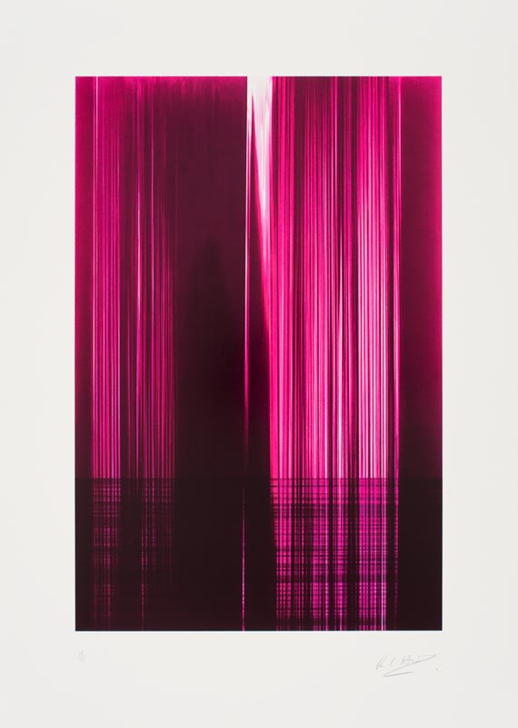 Rachel Howard Porphura, 2011 Silkscreen on Somerset Tub Sized 85 x 61 cm Edition of 75