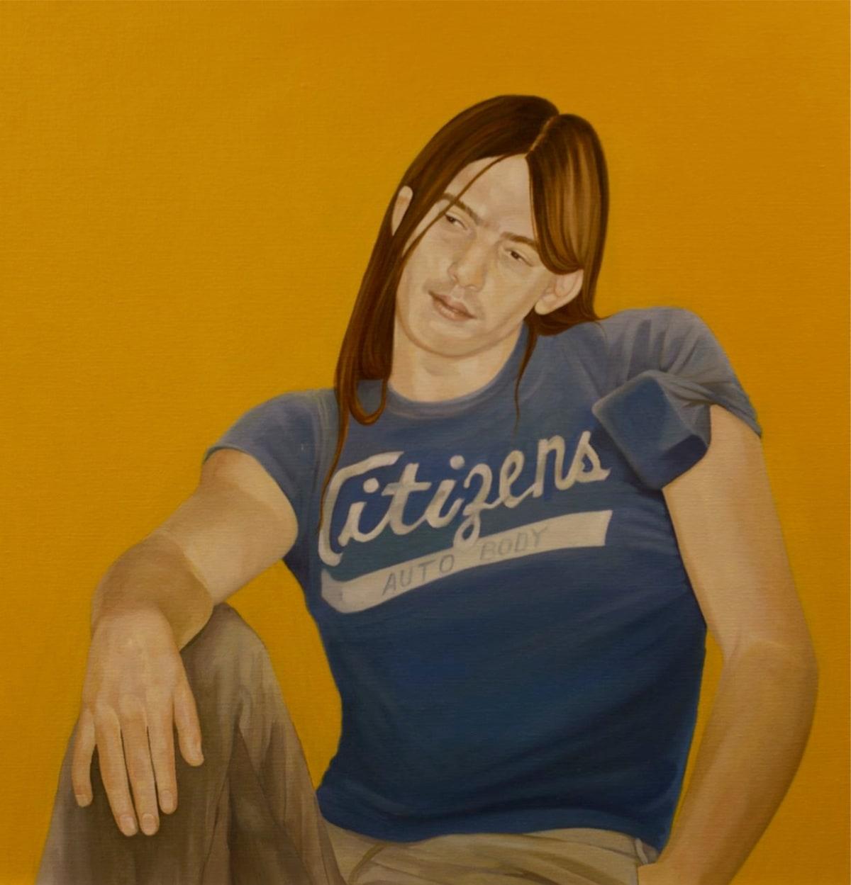 Grace O'Connor Union City Road, 2009 Oil on Linen 61 x 55.9 cm 24 x 22 in