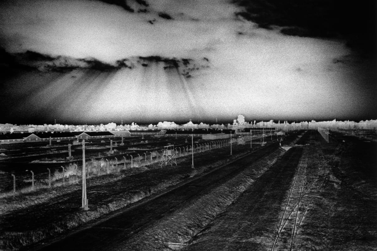 "Judy Glickman Lauder Birkenau Extermination Camp, Poland, 2018 Archival Pigment print 24 x 29"""