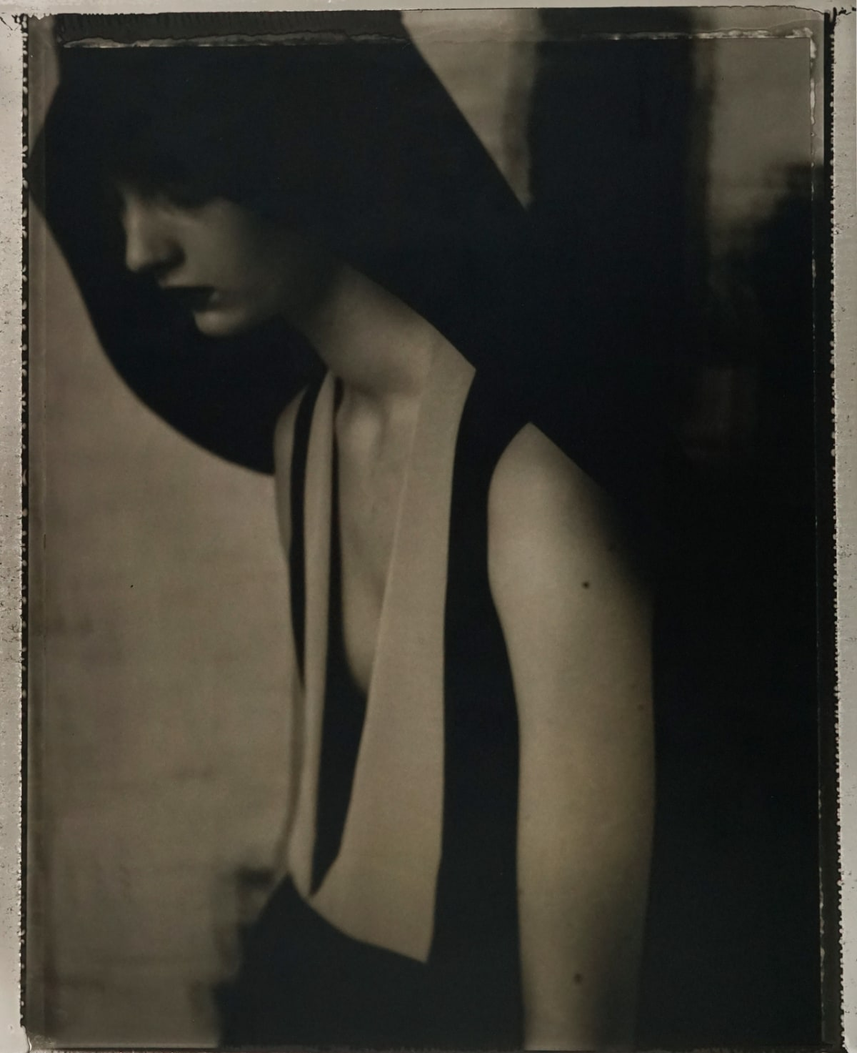 "Sarah Moon La Ralentie, 2011 Gelatin Silver Print Image - 17.5""x21.75"", Paper - 20""x24"", Matted - 24""x30"" Edition 5 of 15"