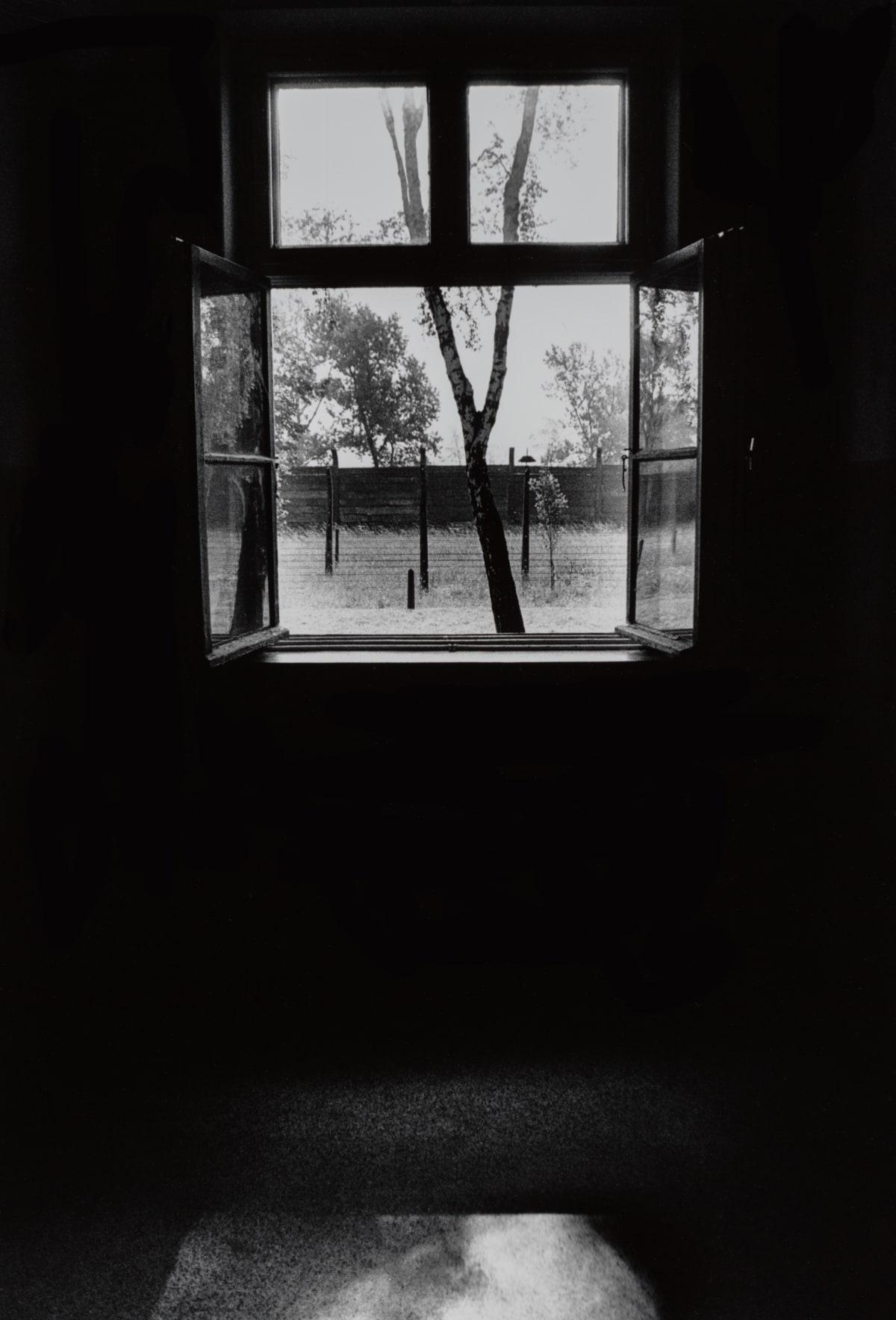"Judy Glickman Lauder Cell, Auschwitz extermination camp, Poland, 2018 Archival Pigment print 18 x 22"""
