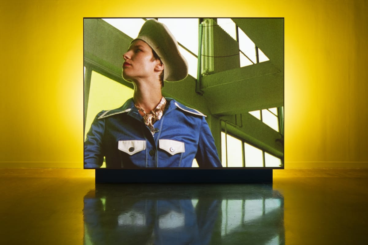 Ericka Beckman, Switch Center, 2002