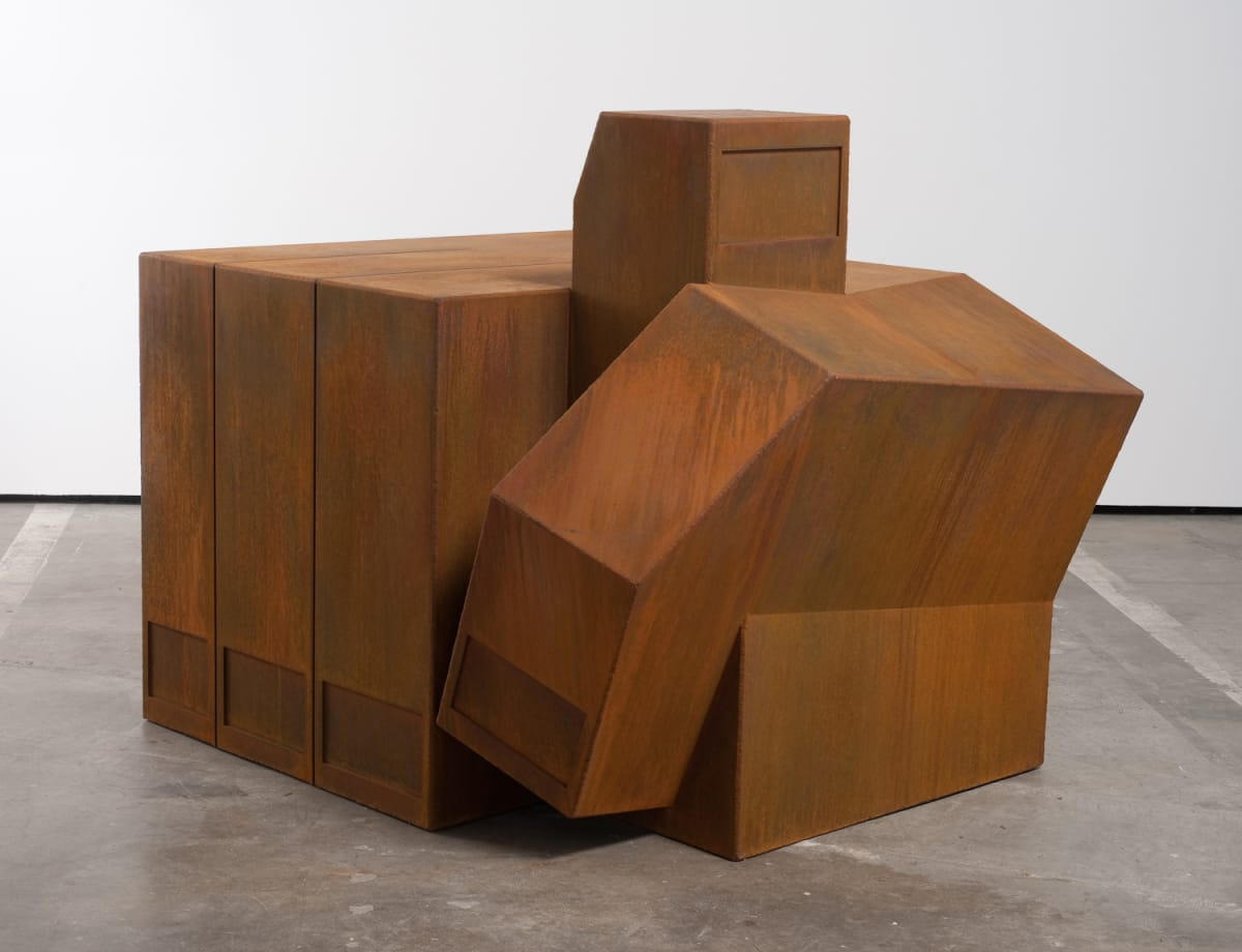 Nathan Mabry, Heavy Handed (Mano Figa), 2011