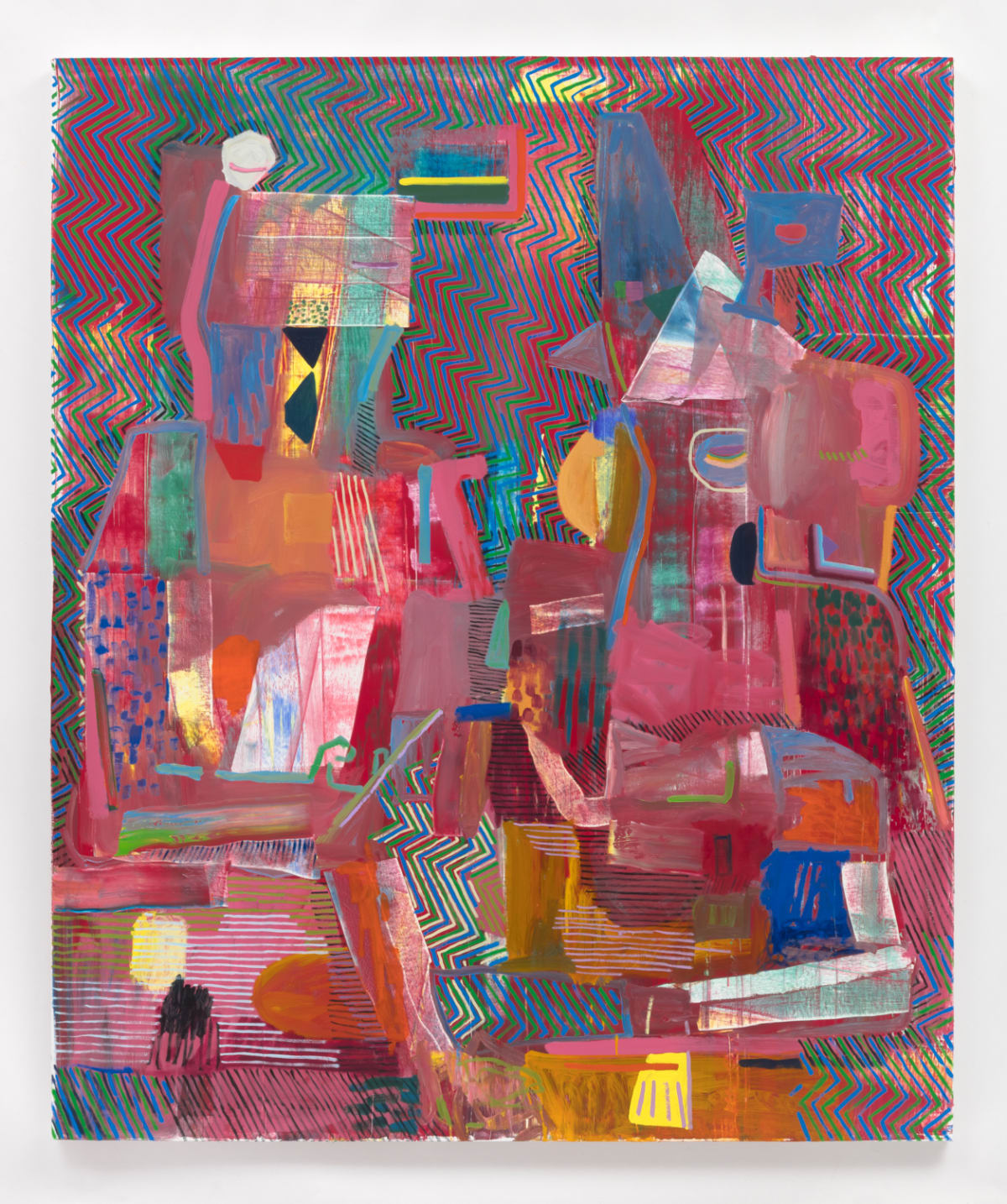 Tomory Dodge, House of Sleeping Robots, 2019