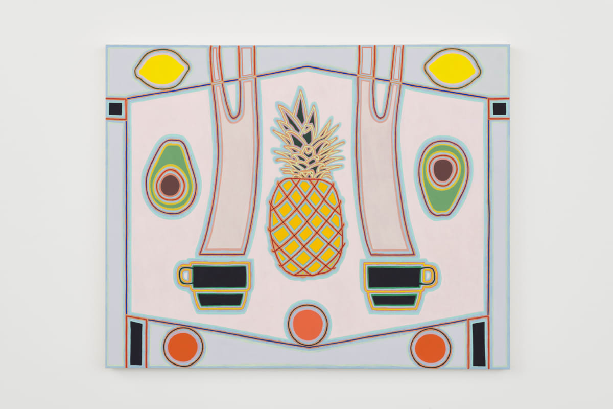Holly Coulis, Pineapple and Coffees, 2019