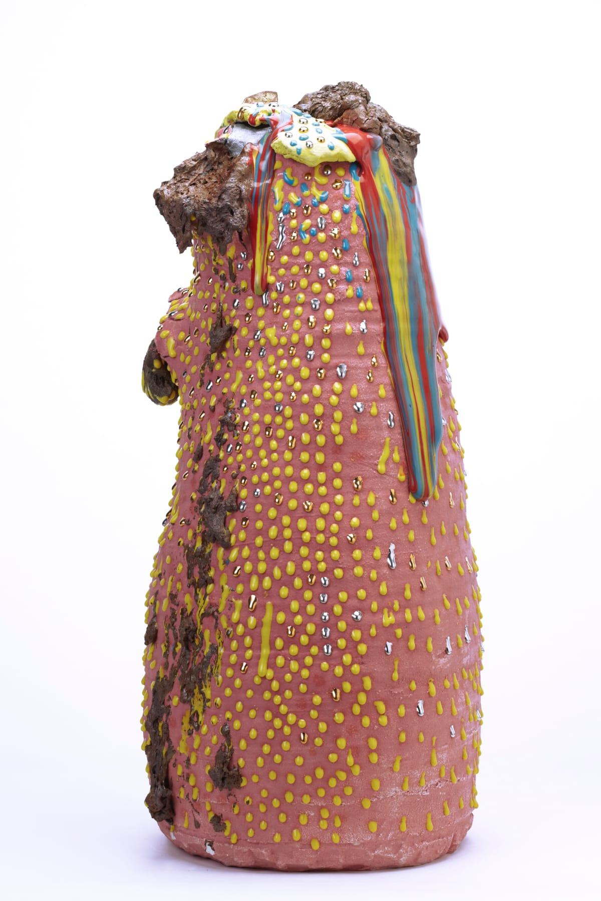 Takuro Kuwata, Sweating Momoko with Make-up, 2014