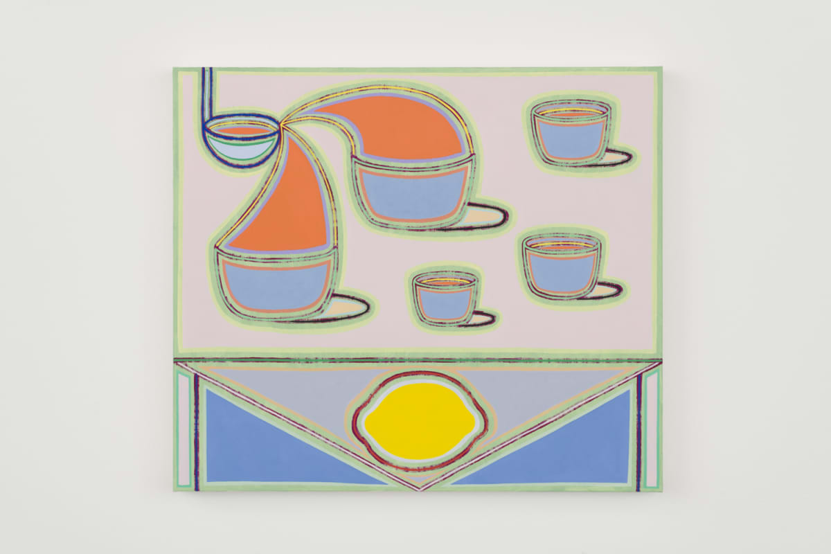 Holly Coulis, Orange Soup, 2019