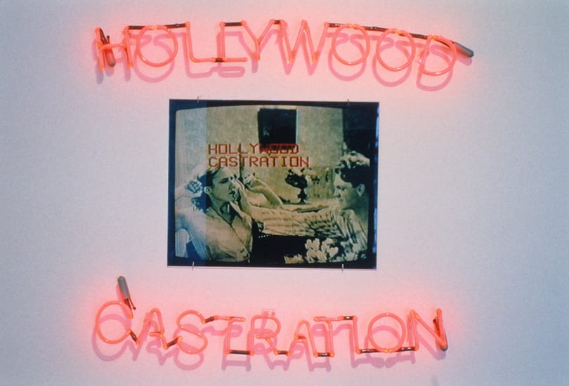 Lew Thomas, Hollywood Castration, 1986/2014