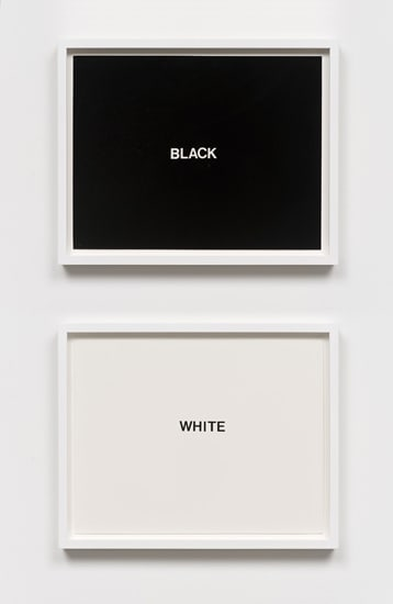 Lew Thomas, BLACK & WHITE, 1971/2014
