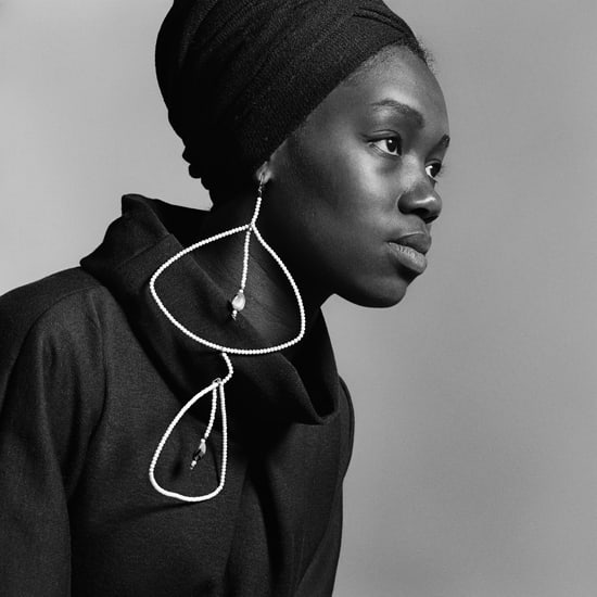 Kwame Brathwaite, Untitled (Nomsa Brath with earrings designed by Carolee Prince), 1964, printed 2017