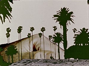Pat O'Neill, Sidewinder's Delta, 1976