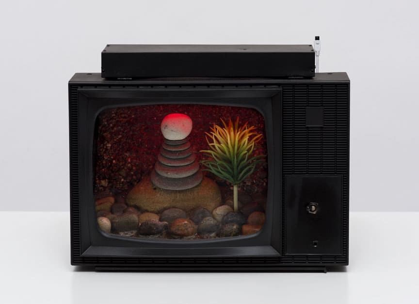 Carl Cheng, Alternative TV #5, 1974