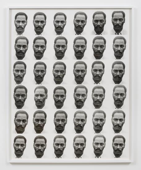 Lew Thomas, PORTRAIT EQUALS 36 EXPOSURES, 1972/2015
