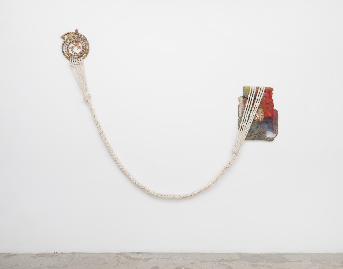 Katy Cowan, Test and Path and Spiral Variation, 2017