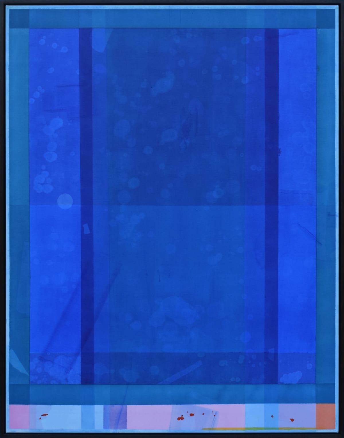Maximilian Daniels, Clear, Blue, 2019