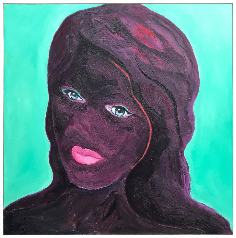 Hedley Roberts, Miami Girl, 2016