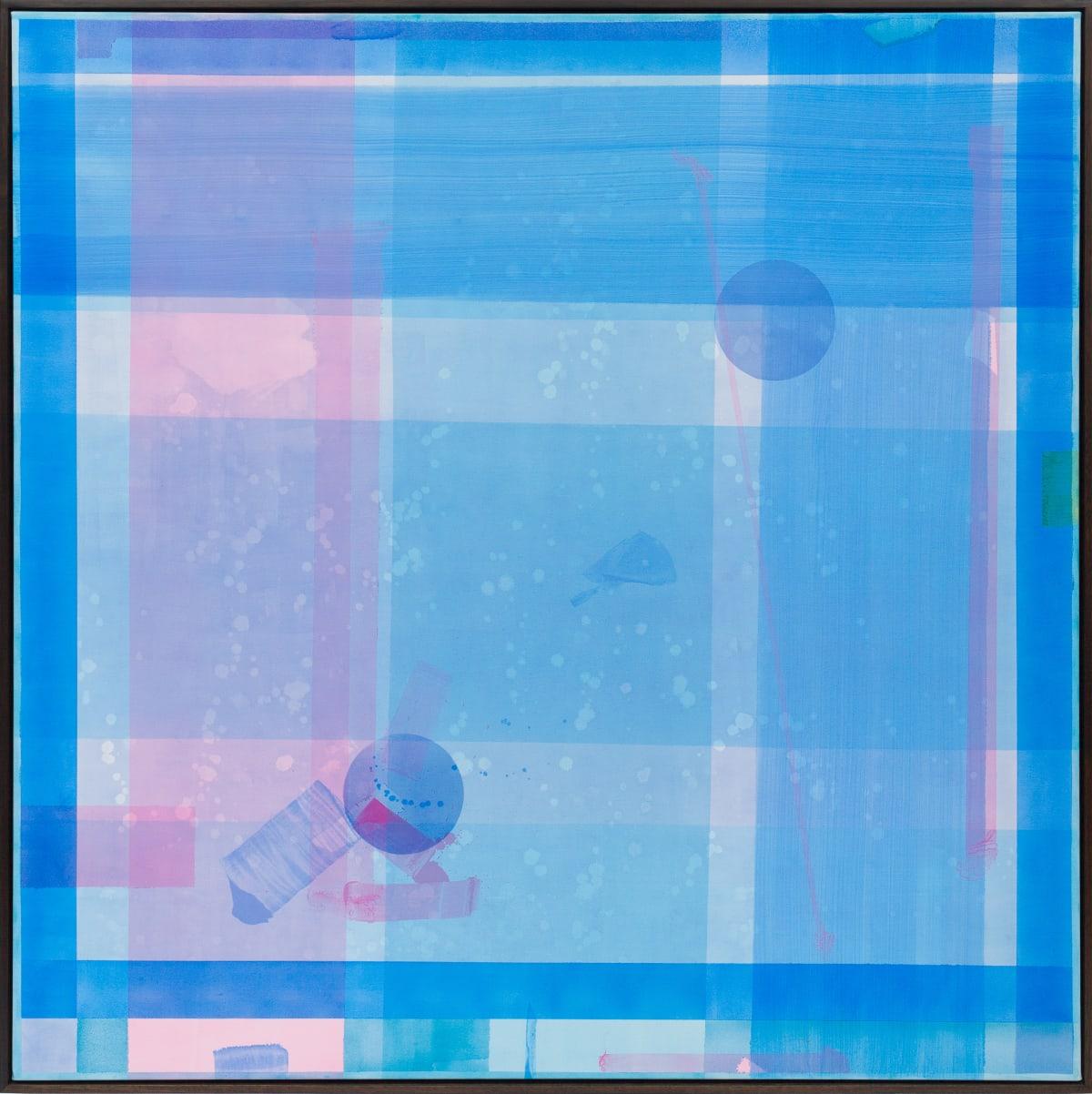 Maximilian Daniels, Blue Dusk, 2019