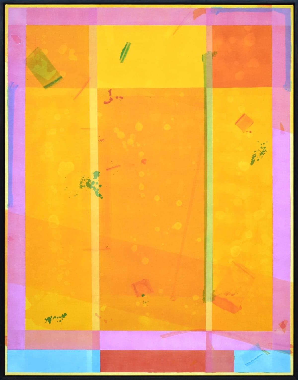 Maximilian Daniels, Clear, Yellow, 2019