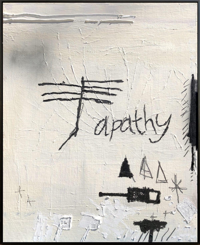Jordy Kerwick, Apathy, 2019