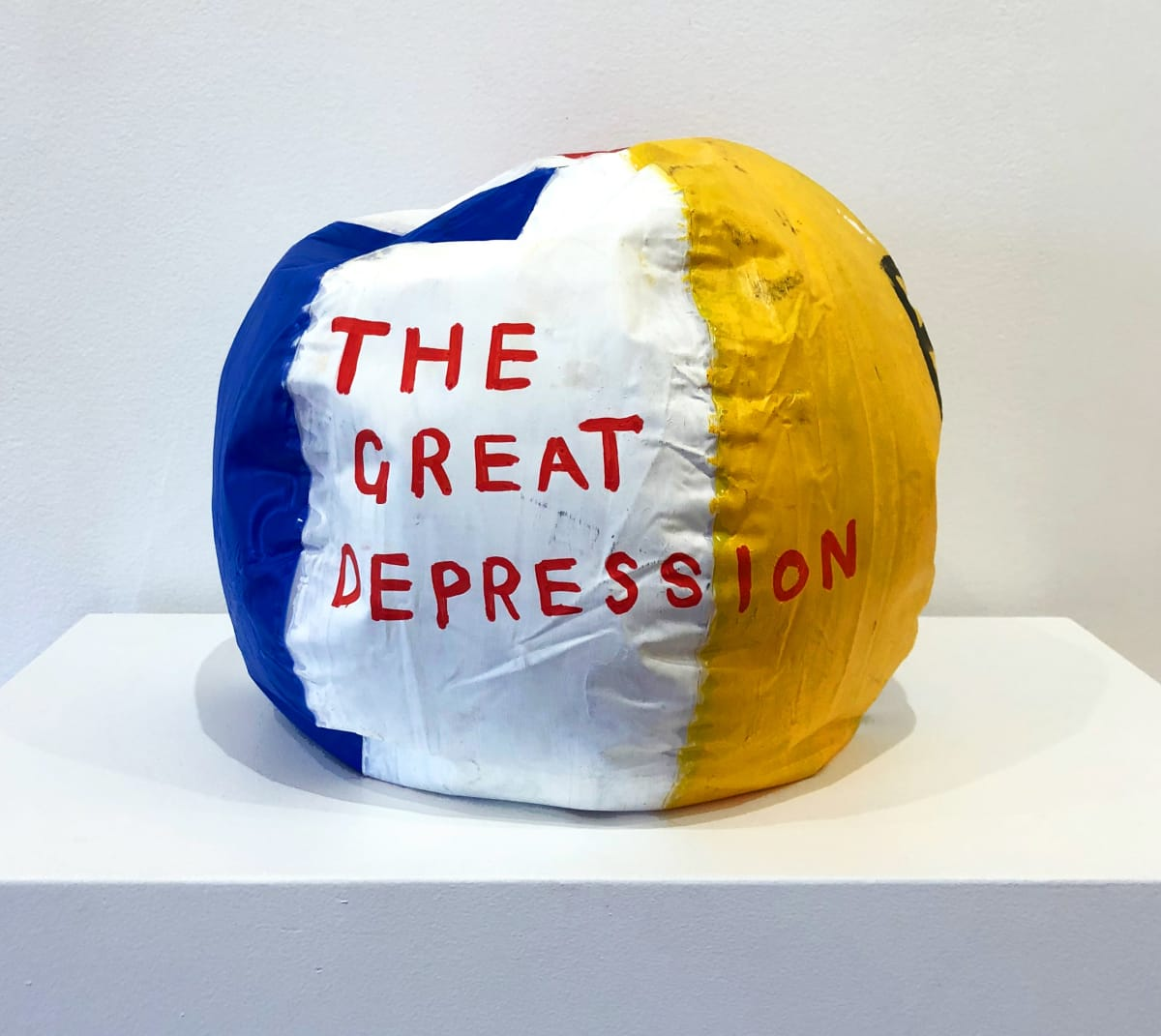 Brad Teodoruk, The Great Depression , 2019