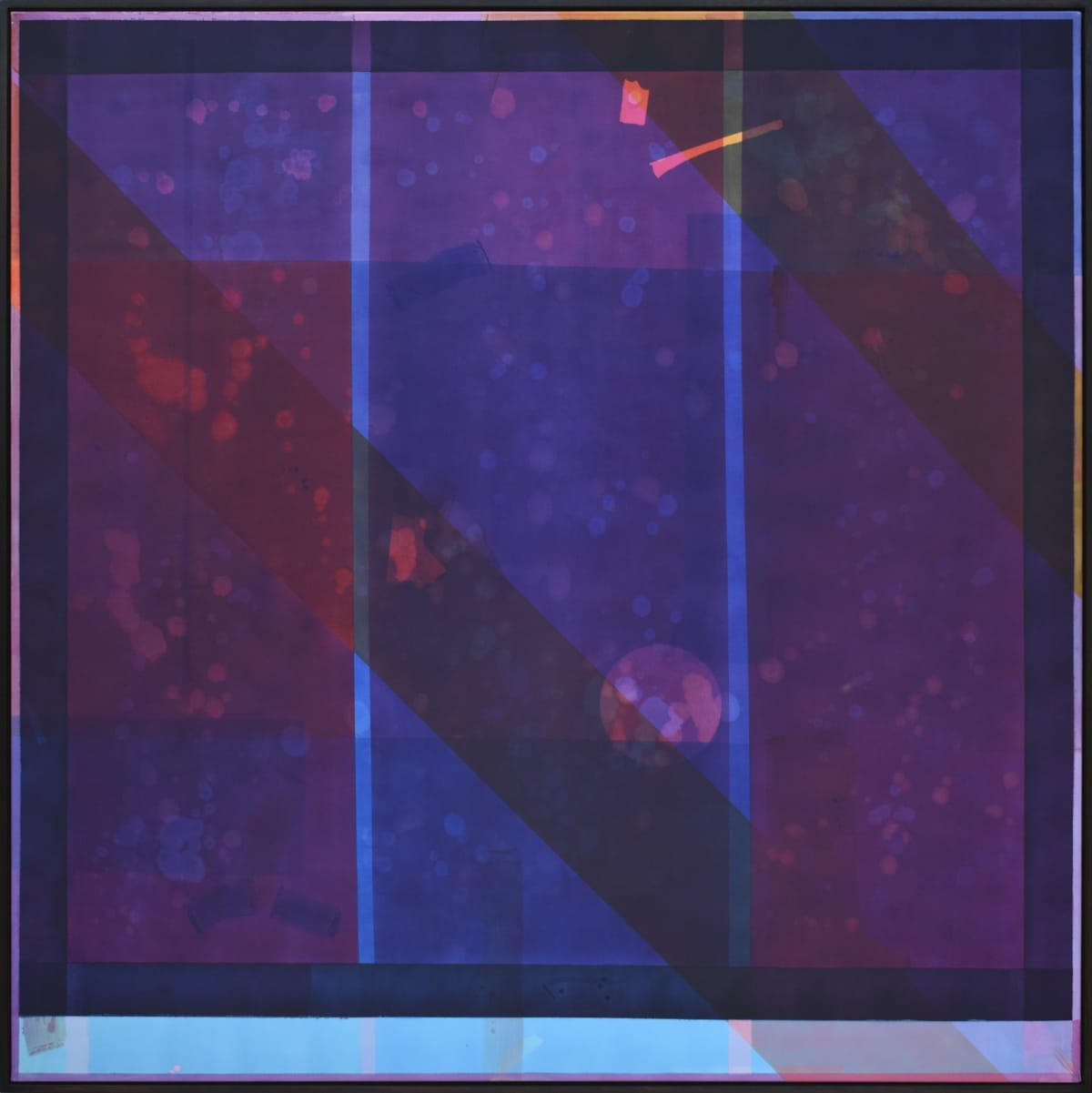DANIELS, MAXIMILIAN, Moon At Midnight, 2019