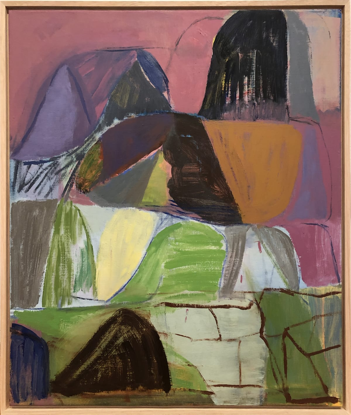 Terry Ekasala, The Fort, 2019