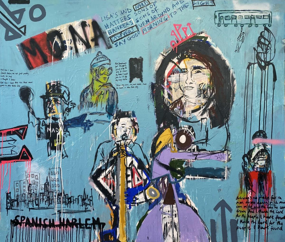 JP Jones, Mona Lisas and Mad Hatters (by Elton John), 2019