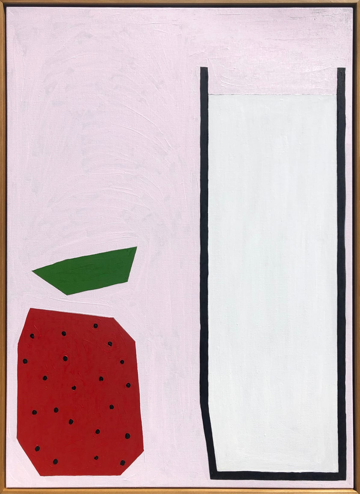 Bertrand Fournier, Strawberry Milk, 2019