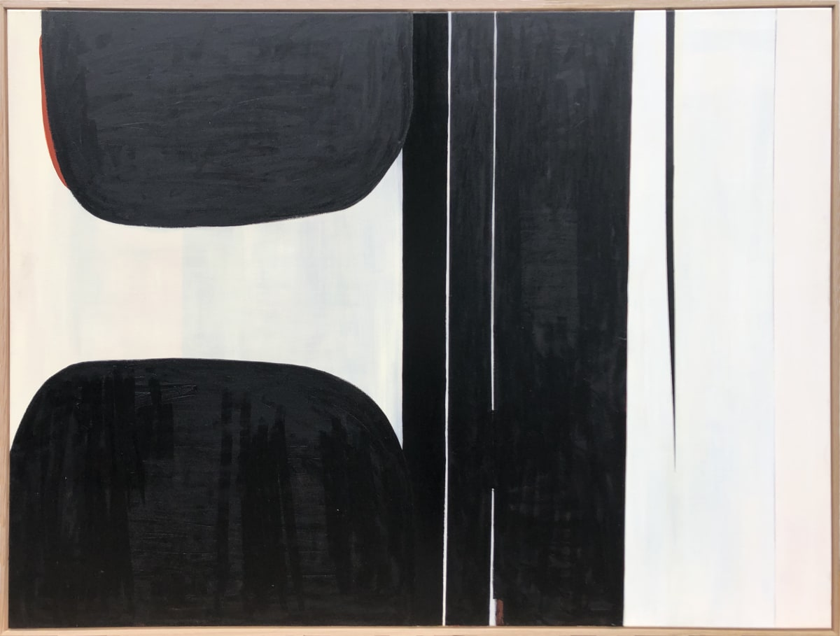 Rachael McCully, Sabbath/White, 2019