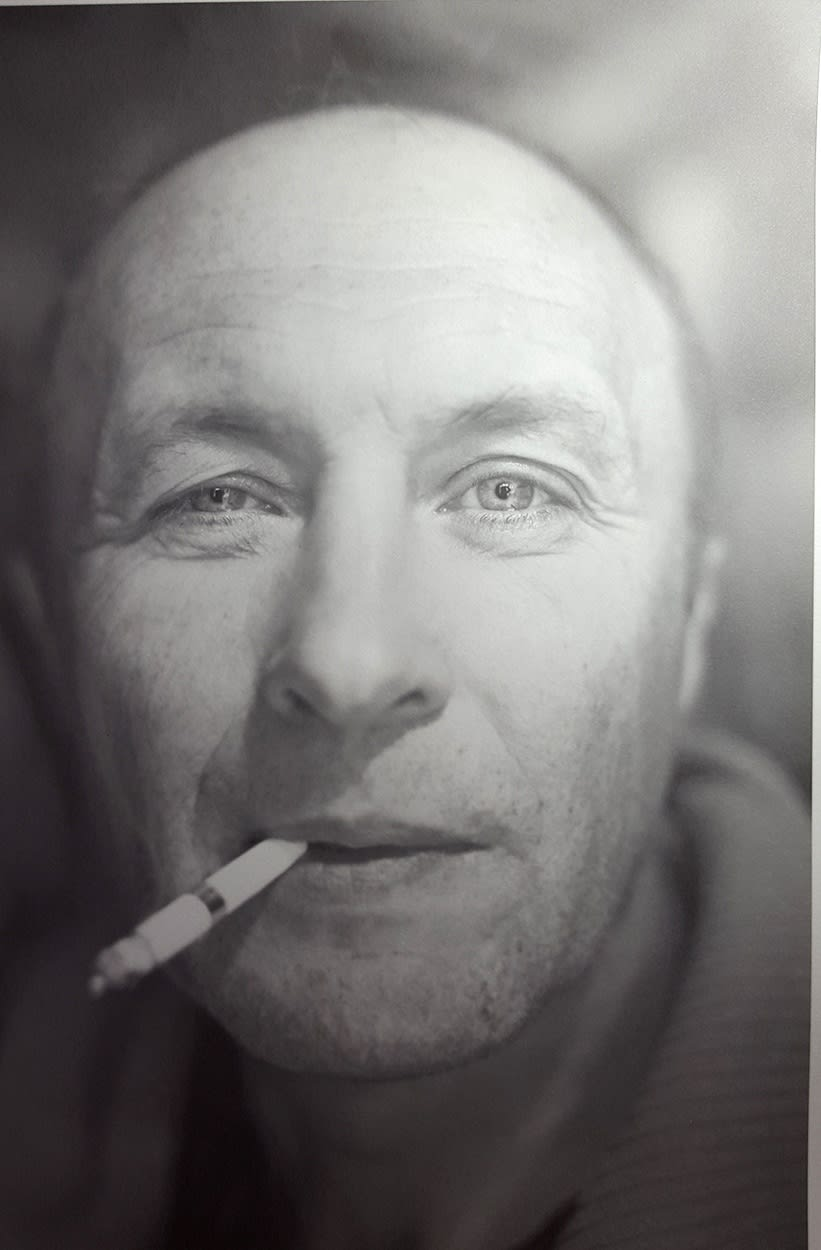 Paul Cadden In the Moment Pencil on Paper 36cm x 54cm