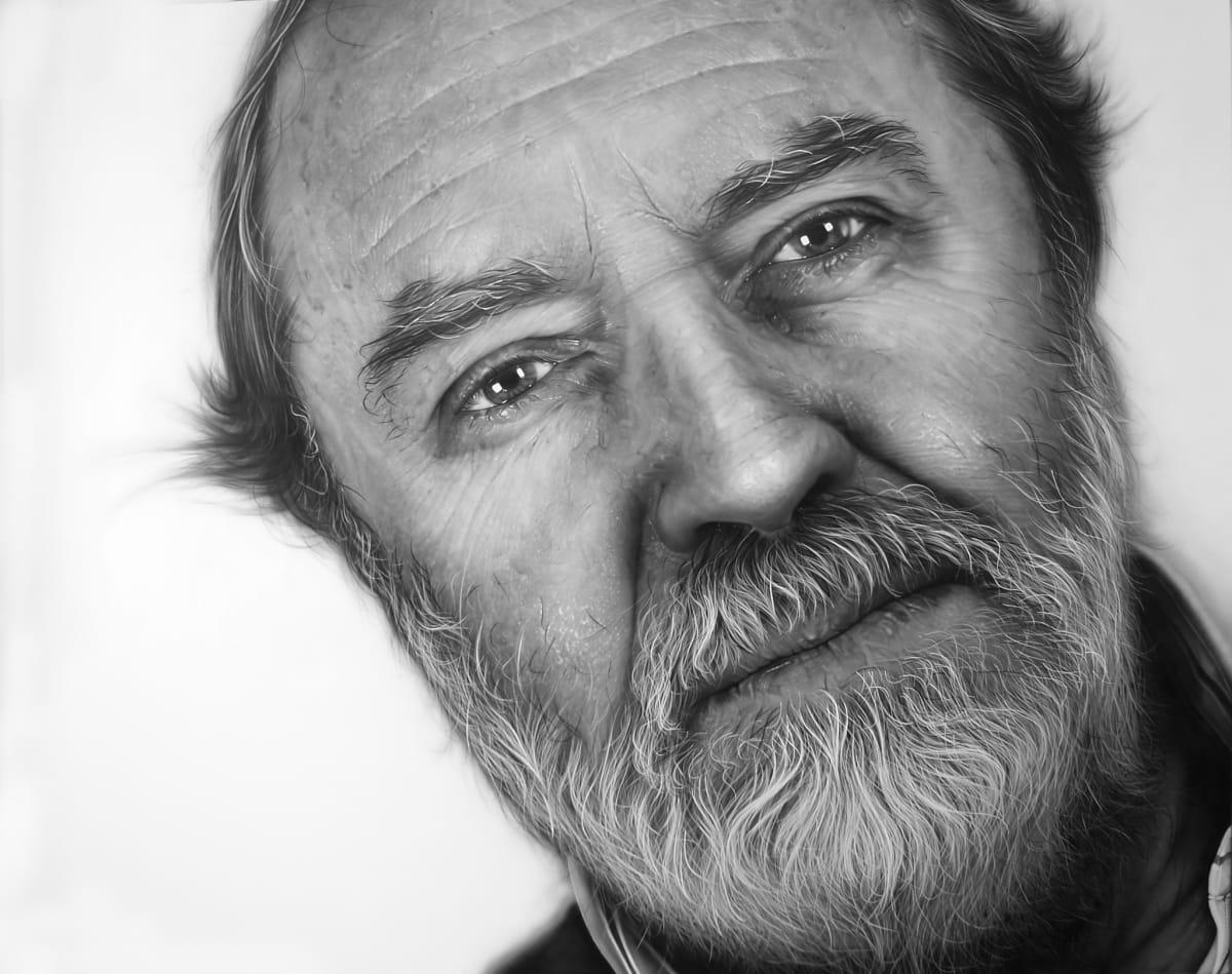 Simon Hennessey Petit Acrylic on canvas 160 x 200 cm