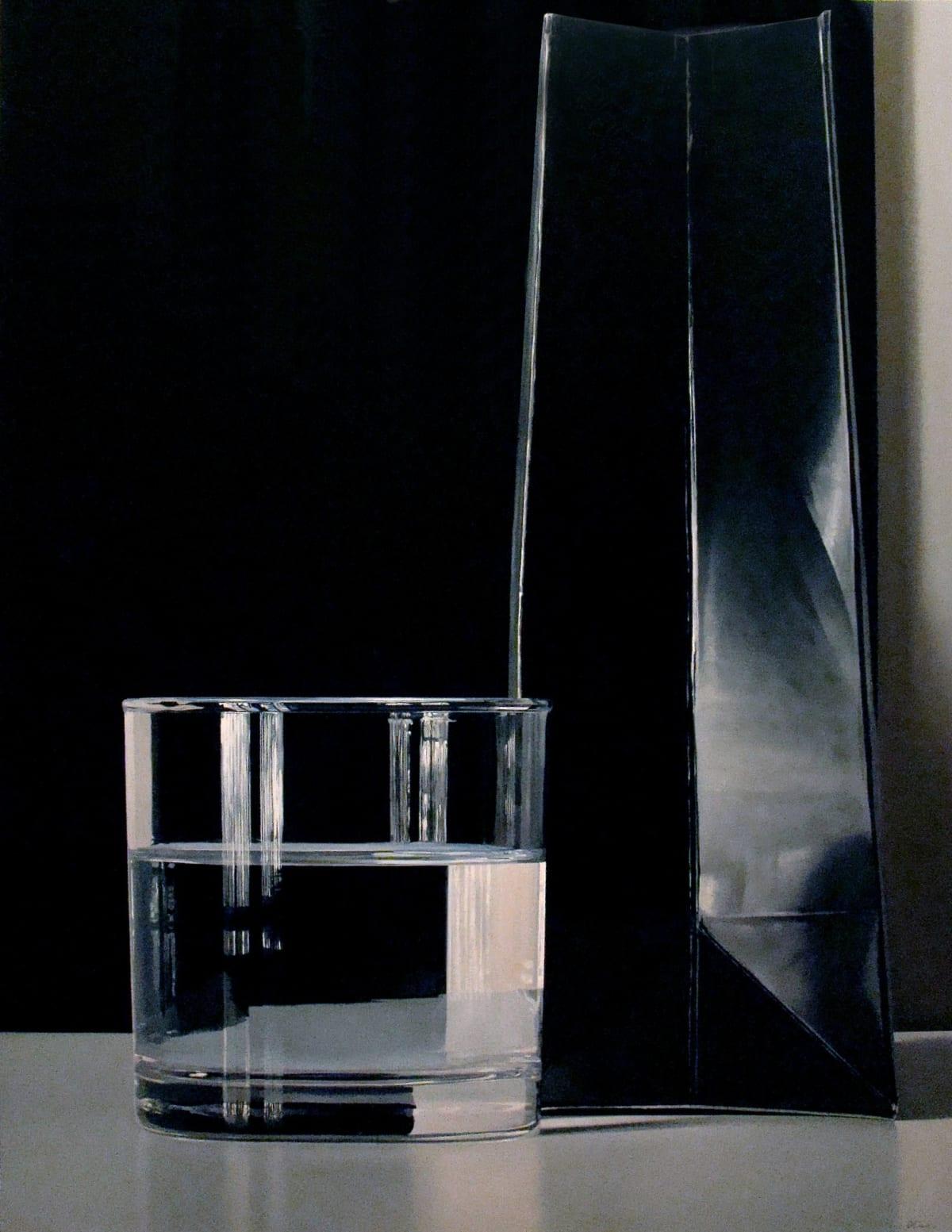 Fernando O'Connor Harmony in Black II Oil on canvas 200 x 150 cm