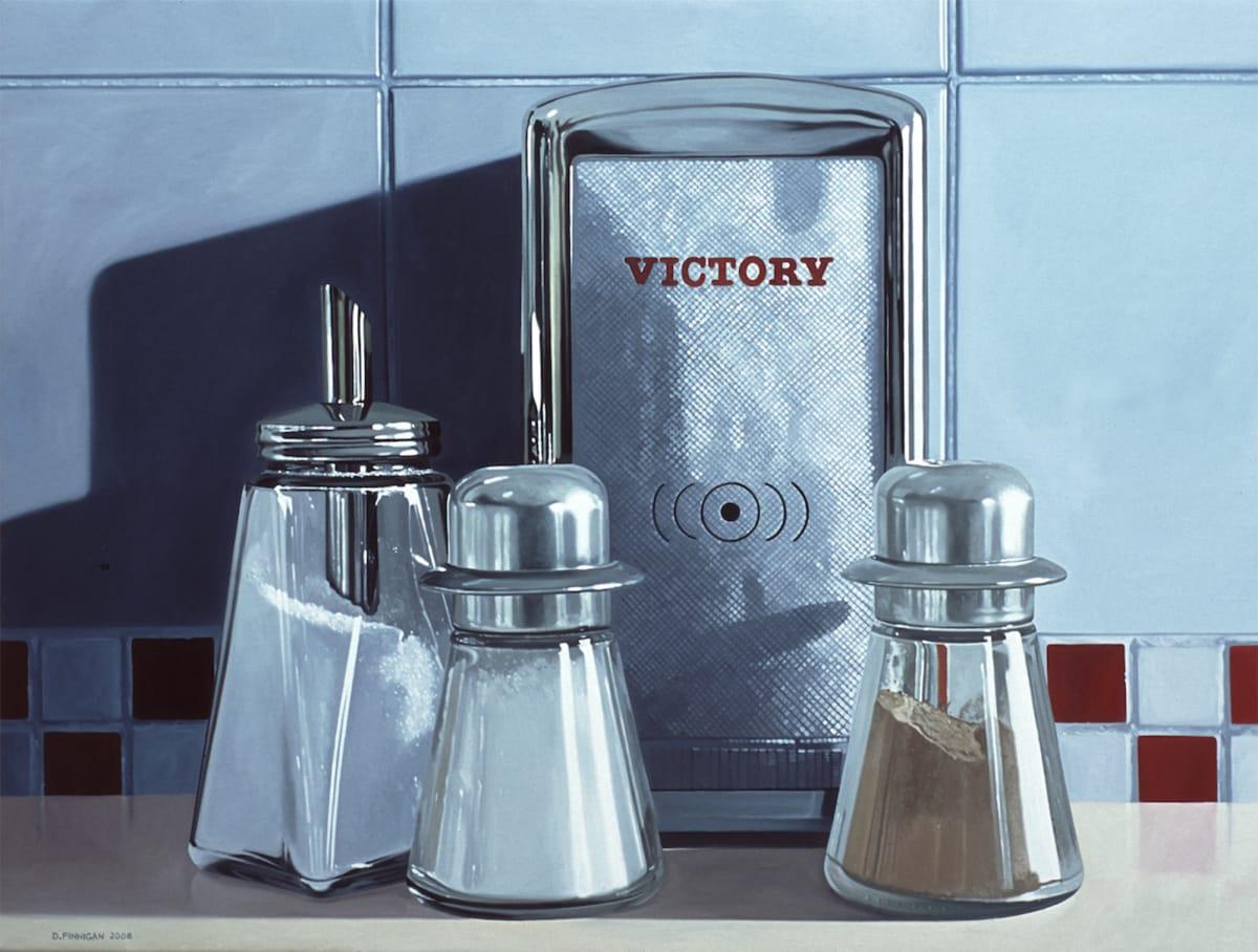 David Finnigan 101 Oil on Linen 81 x 107 cm