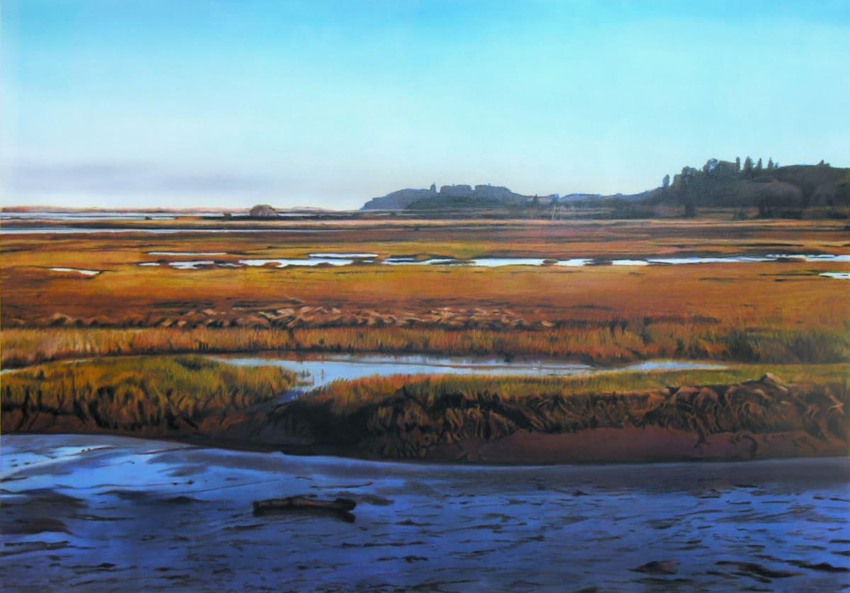 James Van Patten Oregon Coast Watercolour paper 94 x 119.5 cm