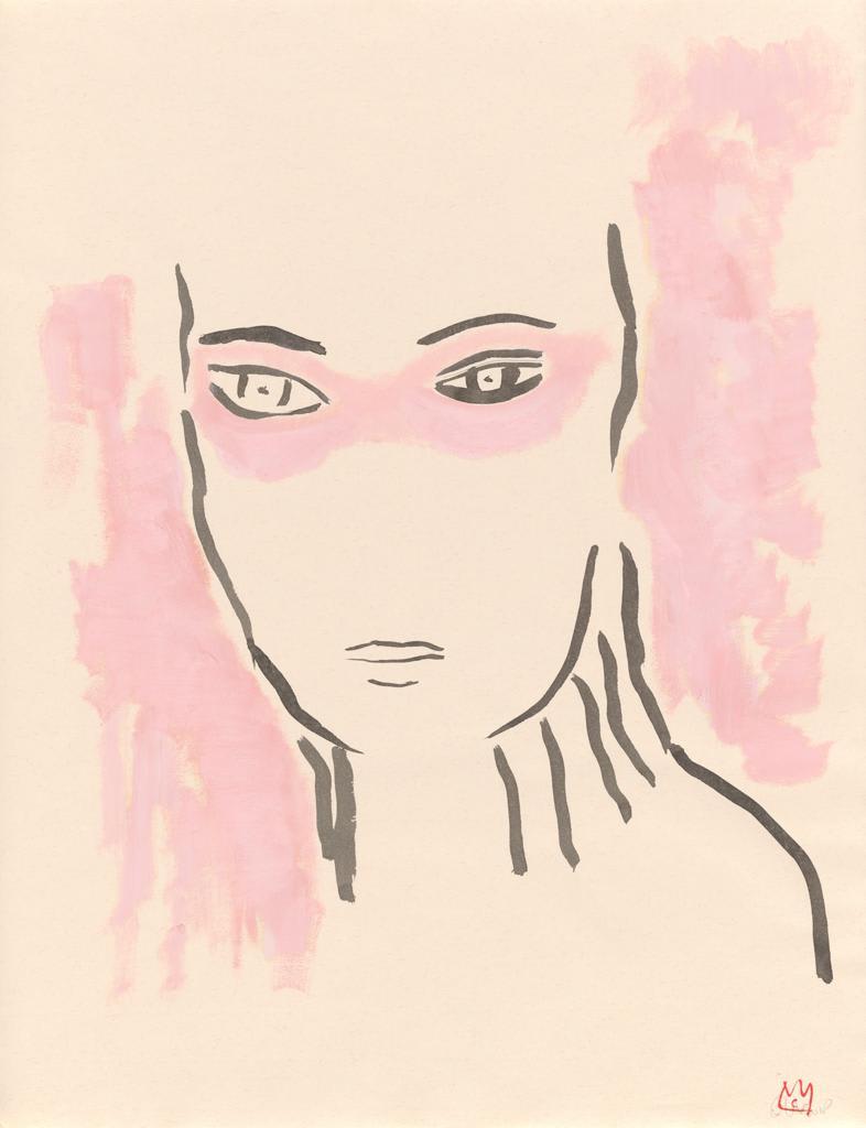 Cathalijn Wouters, Pink Aura