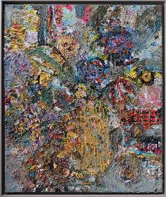 Maarten Vrolijk, Blended Flowers, 2018