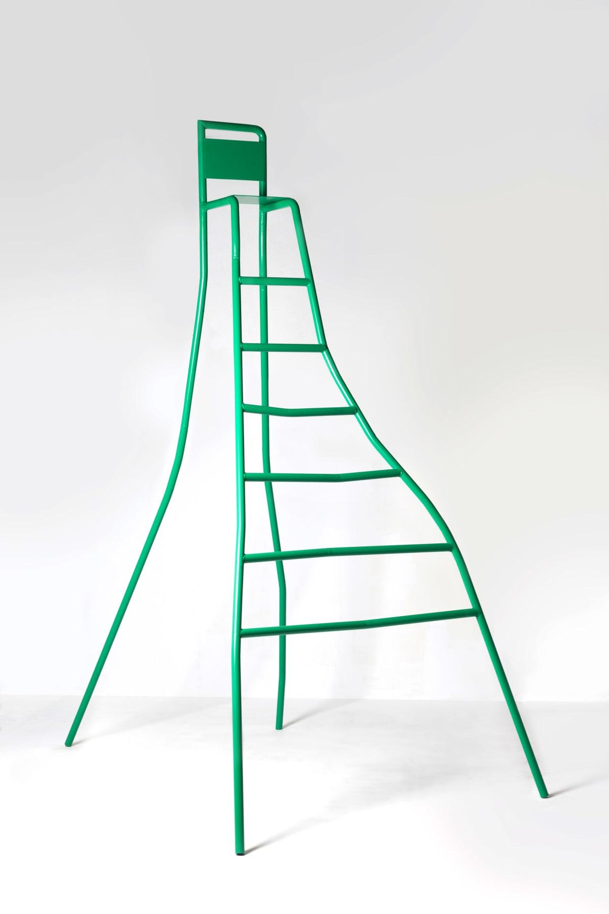 Bart Eysink Smeets, Green Chair