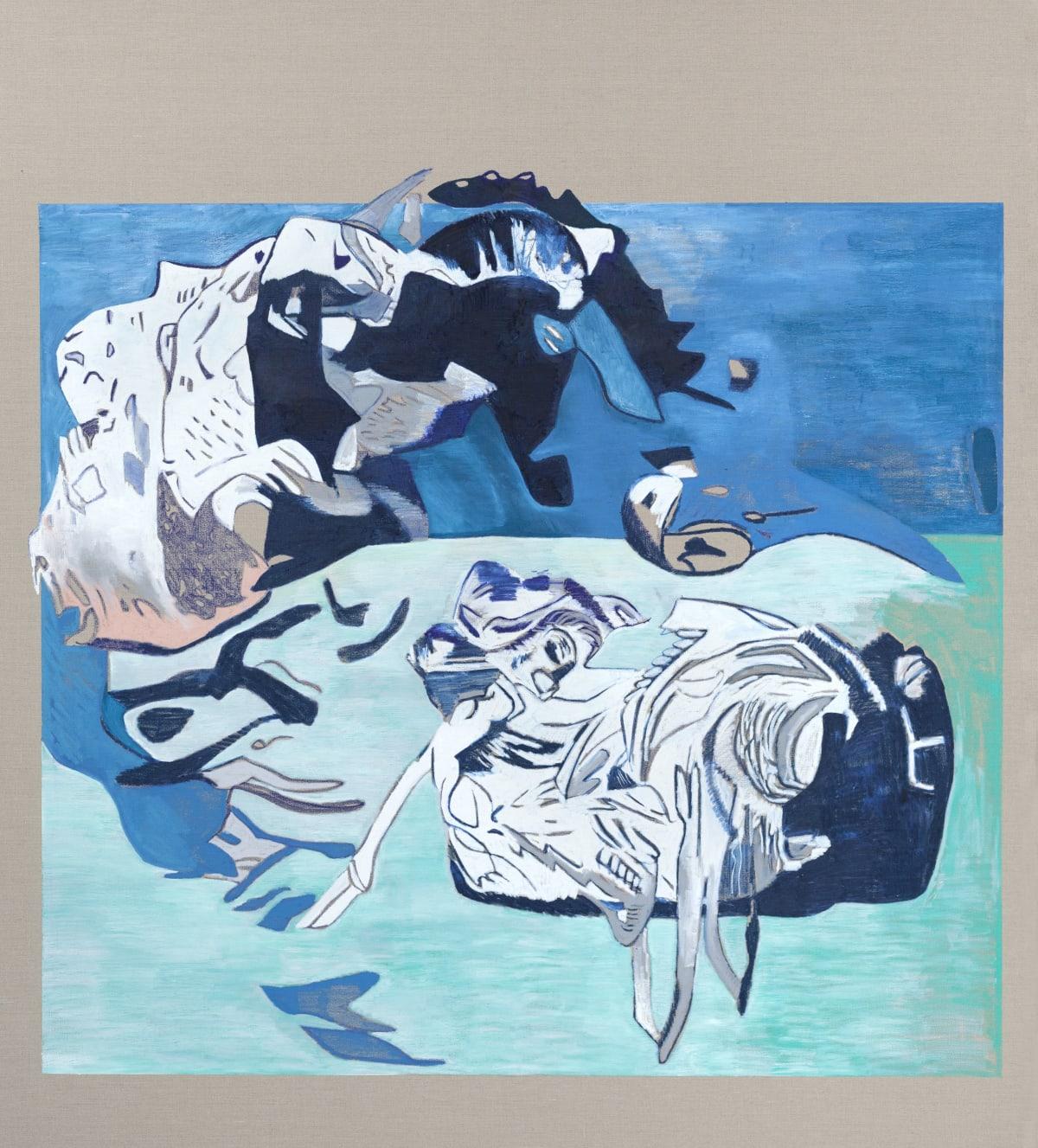 Florentijn de Boer, In what salt rivers will we wash this story - III
