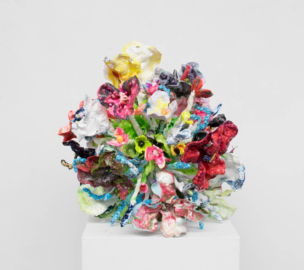 Stefan Gross, Flower Bomb - I