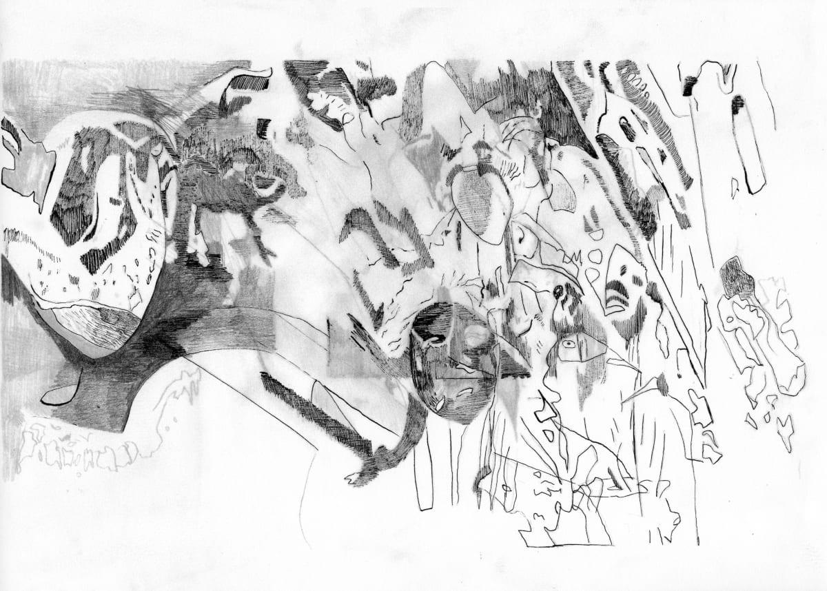 Florentijn de Boer, Drawing - 17