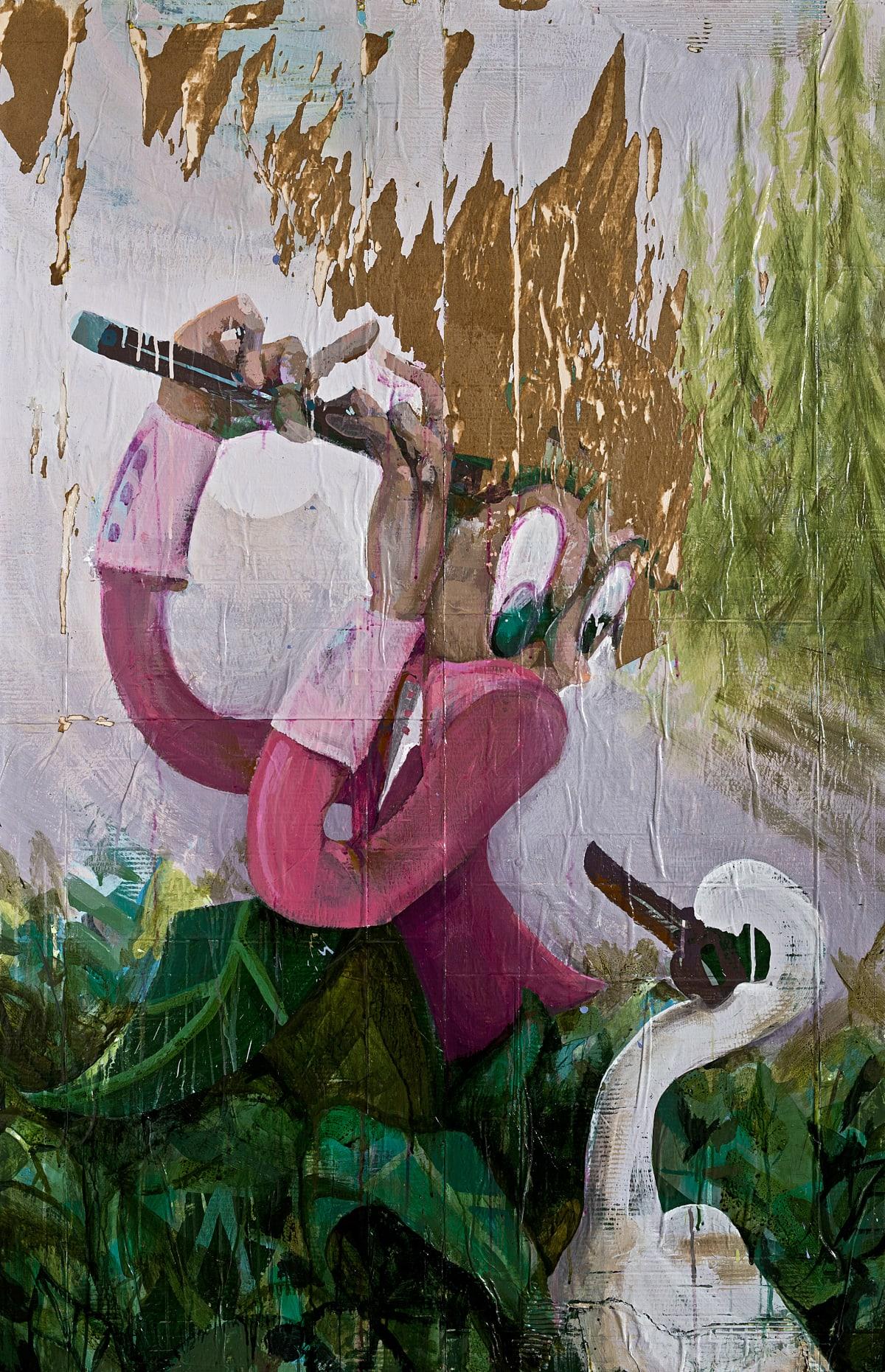 Erkut Terliksiz, Flute, 2018