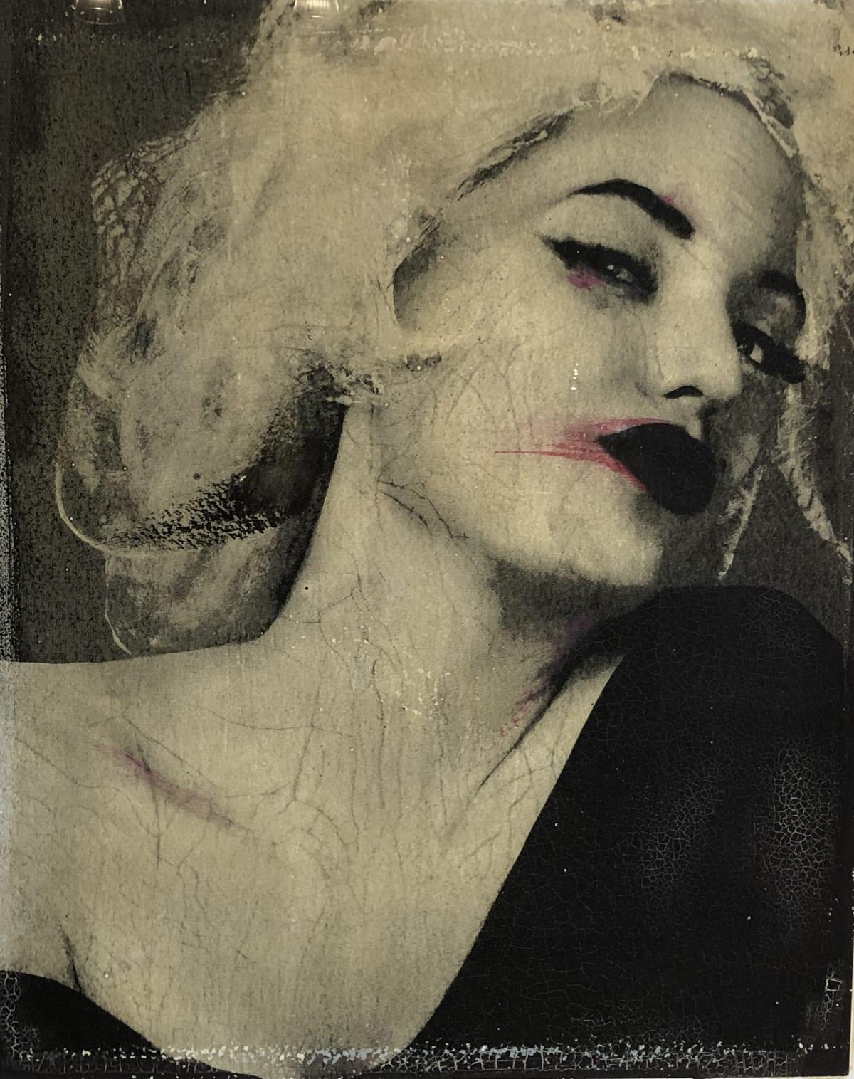 Lita Cabellut, Marilyn Monroe - II, 2012
