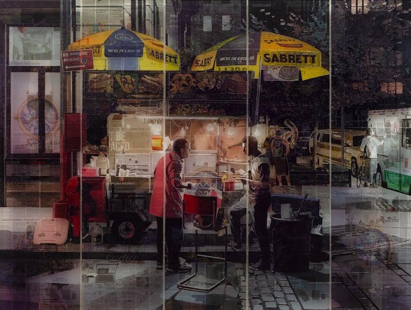 Martijn Hesseling, Dumbo - NYC