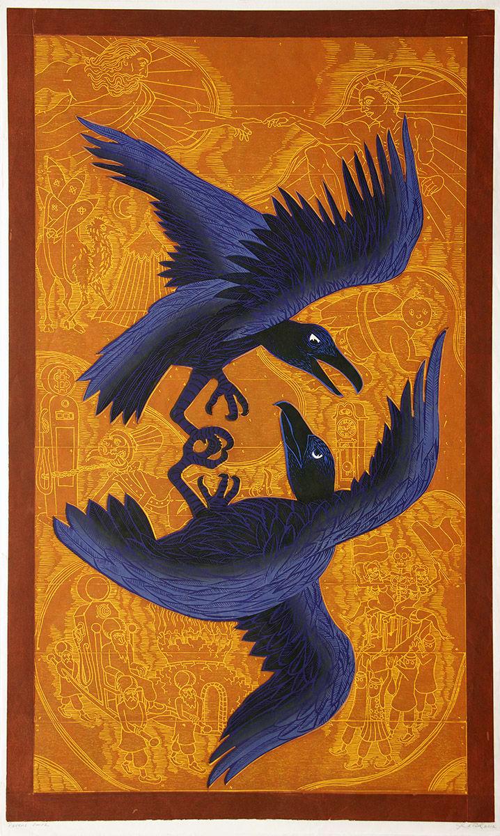John Buck, Ravens, 2012