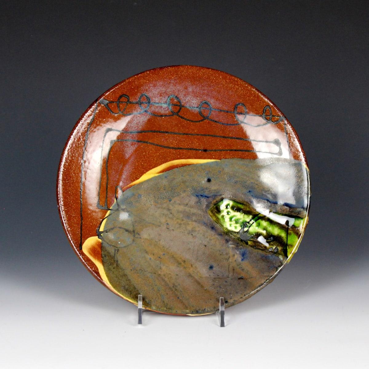 Josh DeWeese, Plate