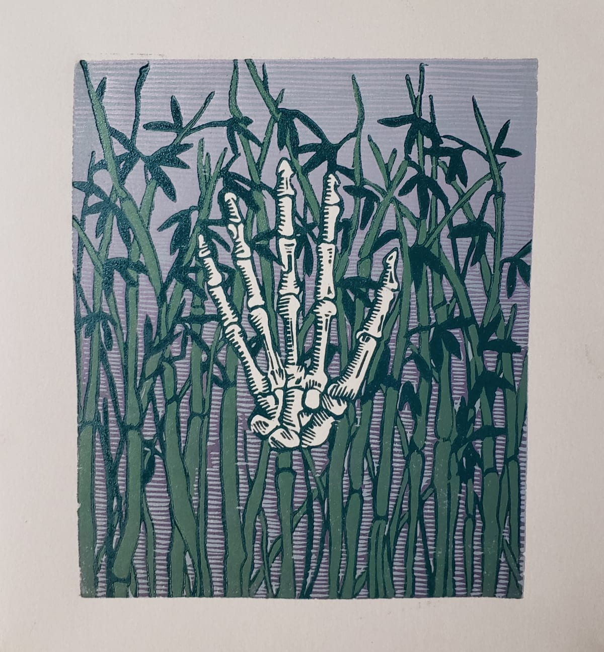 Katie Machain, Phalanges, 2019