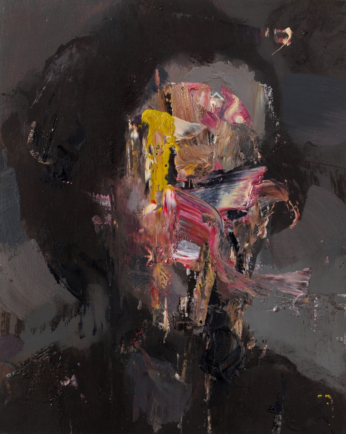 Jean-Luc Almond, Faceless, 2018