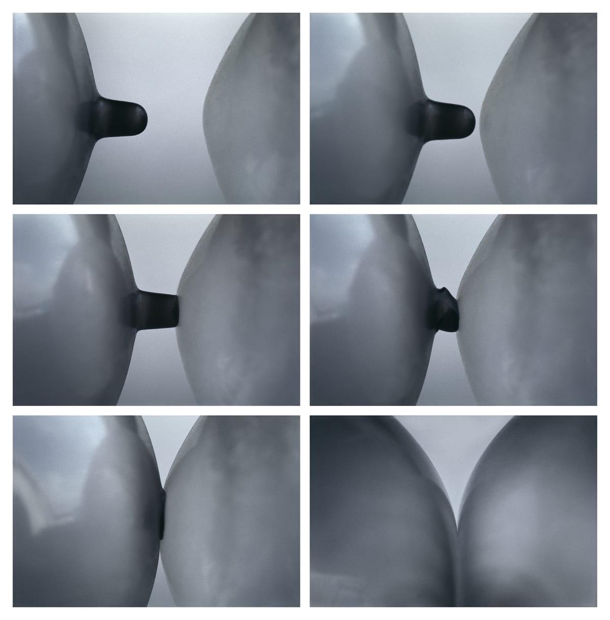 Renate BERTLMANN Zärtliche Berührungen (Tender Touches), 1976/2017 Digital photographs, mounted on dibond 95.5 x 97 cm Edition 1 of 5 (Plus 2 AP's)